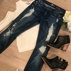 7 seven for all mankind JEANS 👖